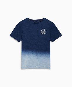 Blue dip t-shirt
