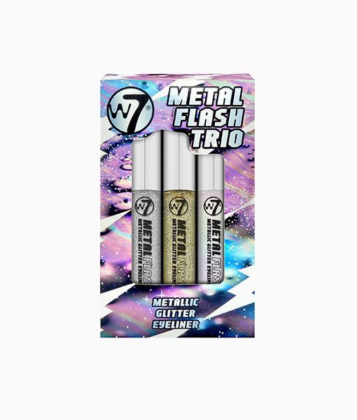 W7 Metal Flash Trio