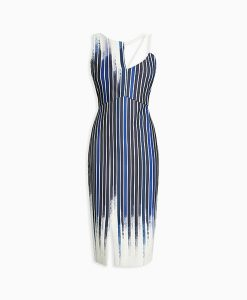Blue Strip Dress