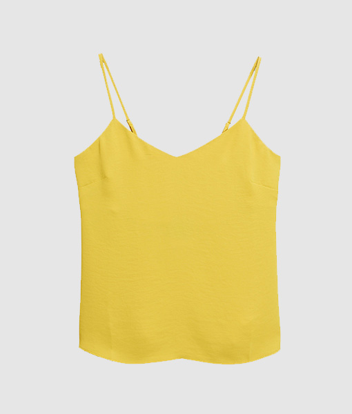 Yellow Cami Top