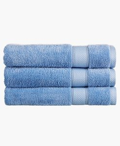 Cornflower towels