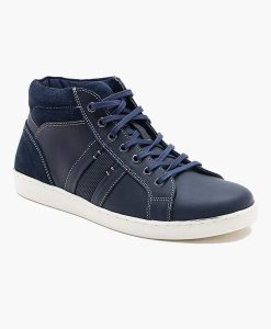 Navy Trainer Boot