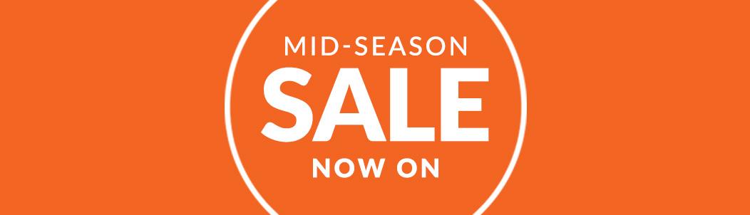 The Choice Mid'Season Sale is now on
