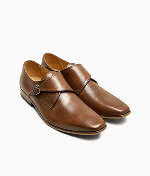 Men's brown Monk