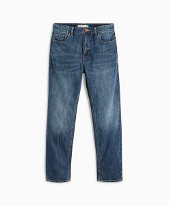 Mid Wash Jeans