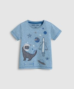 Boys Space T-shirt
