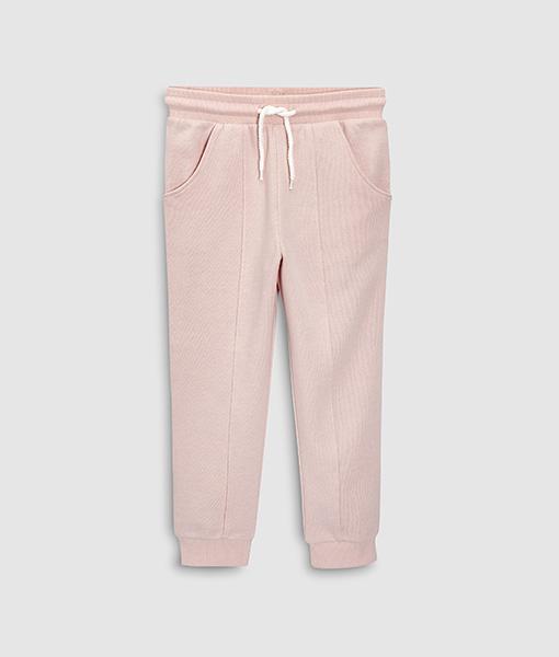 Boys pink jogger