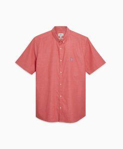 Pink short shirt