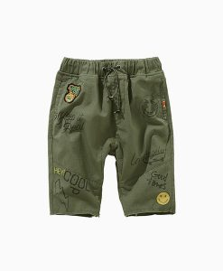 Badge Pull-on Shorts
