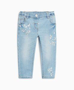 Floral Trail Jeans