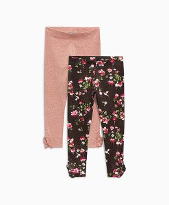 Girls Leggings Multi pack