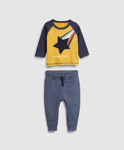 Super Star Top and Joggers Set