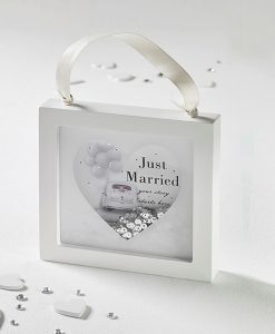Wedding Shaker Frame