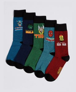 Marvel Avengers Socks