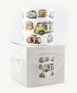 Campervan Fine China Mug