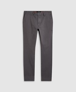 Charcoal Skinny Chinos