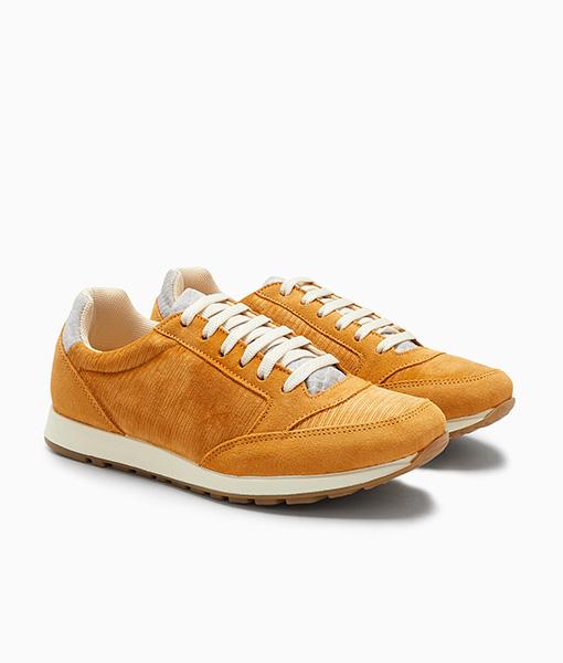 Ochre Running Shoe