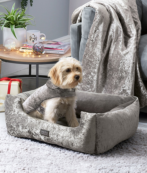 Luxe Pet Bed