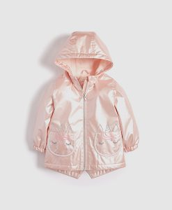 Pink unicorn jacket