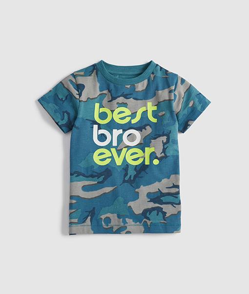 Best Bro Top