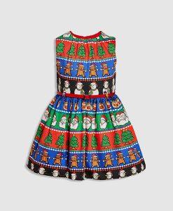 Christmas family dress