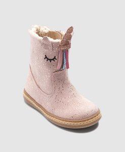 Pink Unicorn Boots