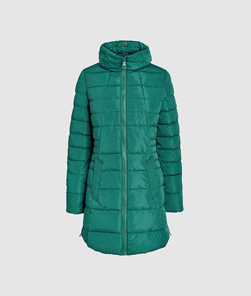 Jade padded jacket