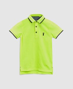 Polo Fluro Yellow