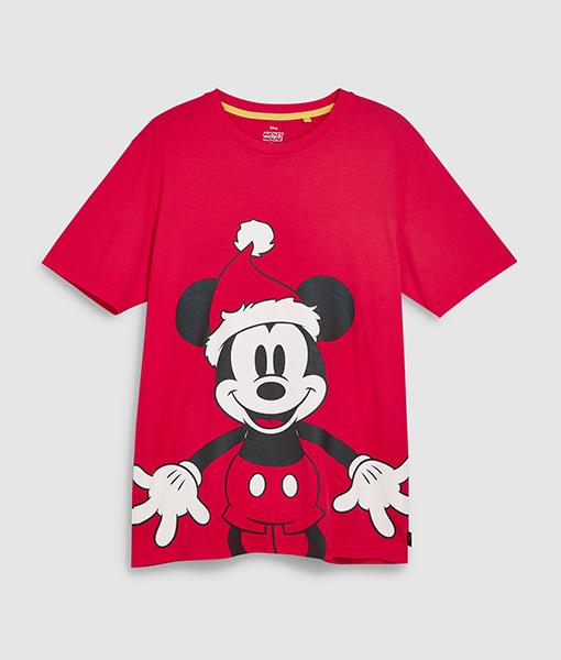 Micky Christmas T-shirt