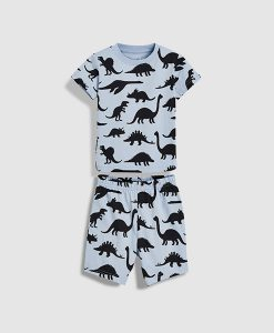 short dinosaur pyjamas