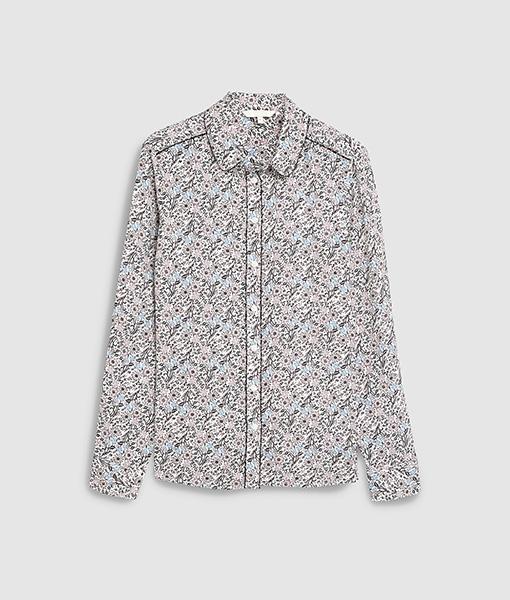 soft print shirt