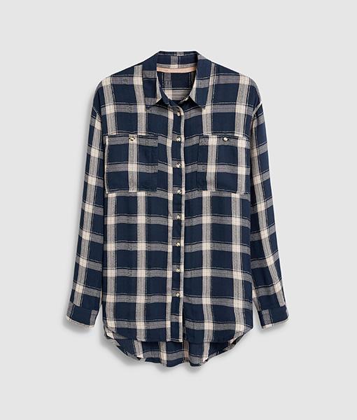 check utility shirt