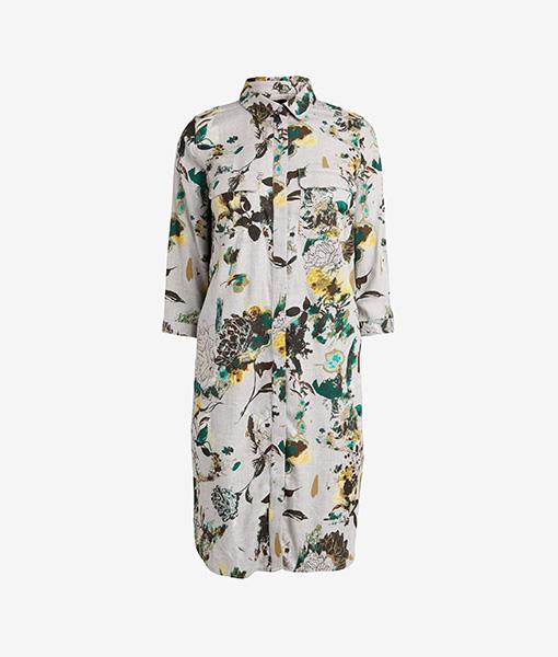 Dress shirt grey marl