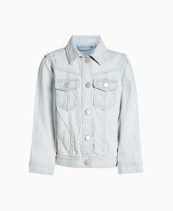 light denim jacket girls