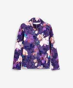 sport floral jacket