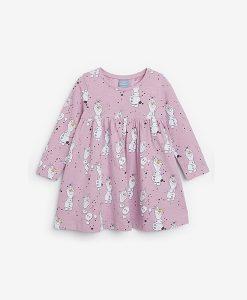 Lilac Olaf Dress