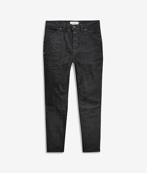 Dark Utility Jeans