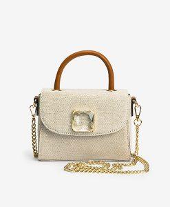 mini jewel shimmer bag