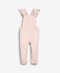Pink Frill Jumpsuit