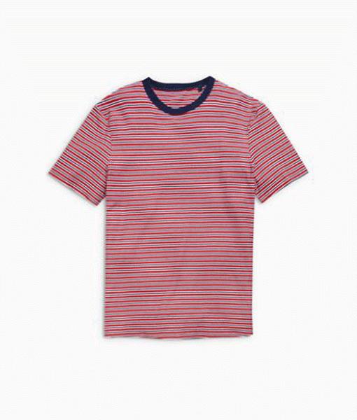 Red Stripe T-shirt
