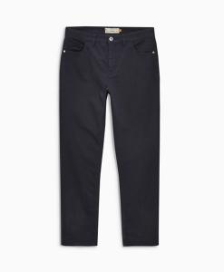 Navy Straight Jean