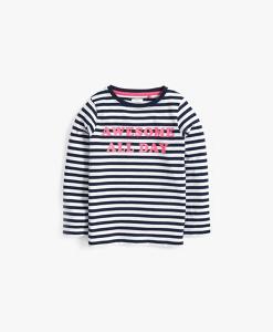 Printed Stripe T-shirt