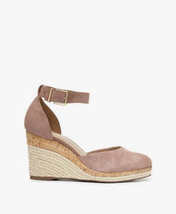 Dusty Pink Wedges