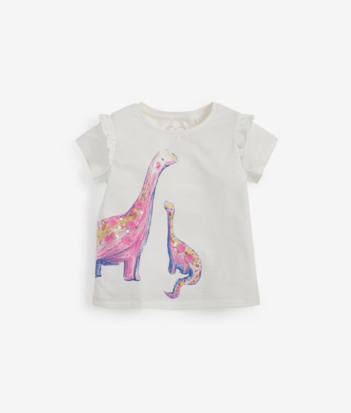 Dinosaur Sequin T-shirt