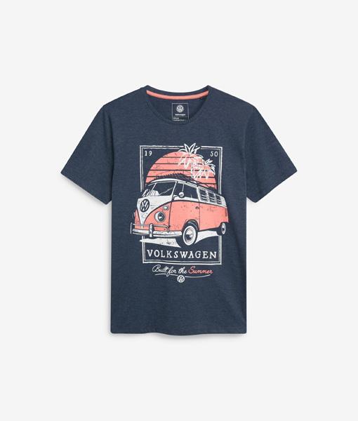 Printed Camper Van T-shirt