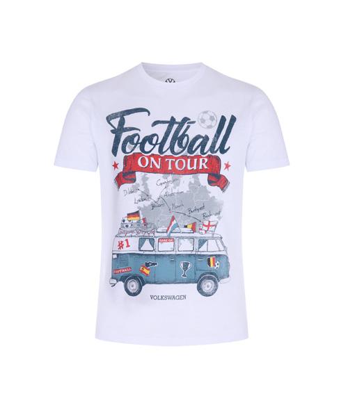 Football on Tour T-shirt